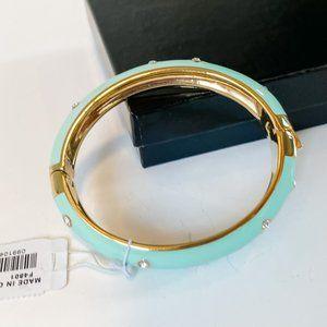 J. Crew Turquoise Clamp Bracelet